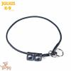 Julius-K9 Kontroll nyakörv  3,5 mm átm. 25 cm - fekete (fojtó)