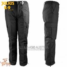 Julius-K9 K9 vízálló nadrág - fekete, lélegző / méret 42
