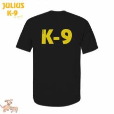 Julius-K9 K9 póló, fekete - méret: XXL