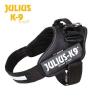 Julius-K9 IDC Powerhám biztonsági zárral, méret: 4