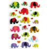 Maildor Cooky 3D matricák - Elefánt
