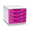 CEP Four-Letter Tray Set CEP Gloss  polystyrene  pink 3462158942316