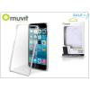 Muvit Apple iPhone 6 Plus/6S Plus hátlap - Muvit Clear Back - transparent