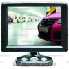 Tolatóradar kamerás LCD kijelzős