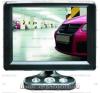 Tolatóradar kamerás LCD kijelzős tolatókamera, tolatóradar