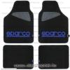 Textilszőnyeg Spaco kék