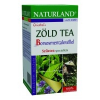 Naturland Naturland Zöld Tea borsmentalevéllel, filteres (20 db x 2 g)