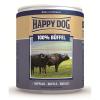 Happy Dog Büffel Pur - Bivaly húsos konzerv 6x800g