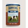 Happy Dog Rind Pur - Marhahúsos konzerv 6x800g