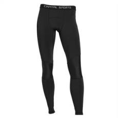 Capital Sports Beforce, kompressziós nadrág, funkcionális fehérnemű, férfi, M méret