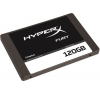 "Kingston SSD 2,5"" Kingston SATA3 HyperX Fury - 120GB - SHFS37A/120G (SHFS37A/120G) merevlemez"
