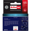 ActiveJet AH-363LCR (AH-774) light cyan HP (HP 363 C8774EE)