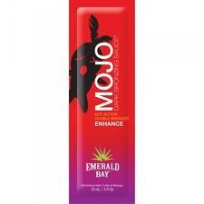 Emerald Bay Mojo Dark Bronzing Sauce 15ml bőrápoló szer