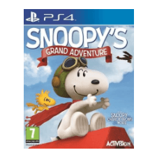 Activision Snoopy's Grand Adventure PS4 videójáték