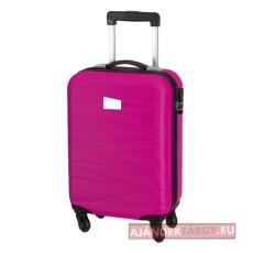 Padua gurulós utazó bőrönd, rózsaszín