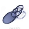 cirk. polárszűrő High Transmission Käsemann - MRC nano felületkez. - XS-pro fogl. - - 52 mm