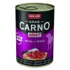 Animonda GranCarno Adult konzerv, marha és szív 400 g