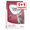 Concept for Life 1 + 1 ingyen! 2 x 400 g Concept for Life - Indoor Cats