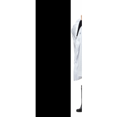Esőponcsó, PVC fehér (Esőponcsó, nem átlátszó PVC, fehér)