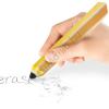 Ceruza Alakú Radír