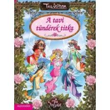 Tea Stilton A tavi tündérek titka gyermek- és ifjúsági könyv