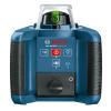 Bosch GRL300HVG forgólézer falitartóval (zöld!)