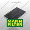 MANN-FILTER CUK2747 Mann-Filter Aktívszenes pollenszűrő