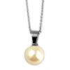 Akzent Lánc nemesacél, ezüst, hosszúság45 cm / vastagság 2 mm tartalmaz nyaklánc kiegészítőaus nemesacél