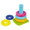 Teddies Klasszikus célbadobó karikajáték, Műanyag