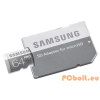 Samsung 64GB MicroSD kártya Pro Class10 UHS-1 U3 Grade1 + adapter