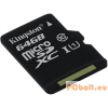 Kingston 64GB Micro SDXC CL10 UHS-I
