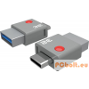 Emtec 32GB DUO USB-C USB3.0 Grey