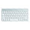 Apple Vezeték Nélküli Billentyűzet, wireless, INT, ezüst mc184z/b