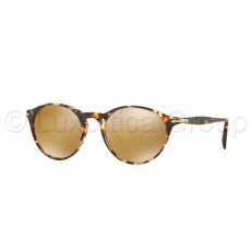 Persol PO3092SM 9040W4 TABACCO VIRGINIA LIGHT BROWN MIRROR GOLD napszemüveg
