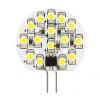 EGLO 12475 - LED-es izzó G4/1,5W (10x15 LED)/12V 3000K