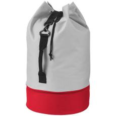 Dipp tengerészzsák, piros (Trendi, húzózsinórral zárható táska, oldalsó füllel és állítható)