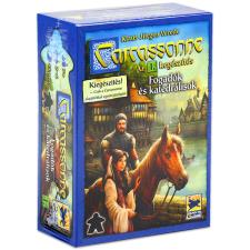 Piatnik Carcassonne - I. kiegészítés Fogadók és katedrálisok társasjáték