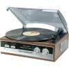 Soundmaster PL-186H nosztalgia lemezjátszó