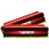 Patriot 8GB 3400MHz DDR4 RAM Patriot Viper 4 Series CL16 (2x4GB) (PV48G340C6K)