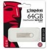 Kingston DataTraveler SE9 G2 Memory Pendrive USB 3.0 64GB ezüst (DTSE9G2/64GB)