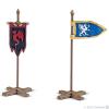 Schleich SC 42149 Zászló szett
