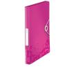Leitz Gumis mappa JUMBO -46290023- PP wow Pink LEITZ
