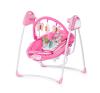 Chipolino Paradise elektromos hinta és pihenőszék - Pink pihenőszék, bébifotel