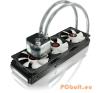 RAIJINTEK Triton CPU vízhűtés 360mm hűtés