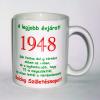 Évszámos bögre 67, 1948.
