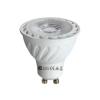 Globál Global LED izzó GU10 6W Meleg fehér (15 ezer Ft felett ingyenes szállítás)