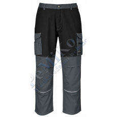 Portwest KS13 Carbon nadrág *SZÜRKE-FEKETE*