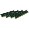 Kingston SRM DDR4 PC17000 2133MHz 64GB KINGSTON ECC Reg CL15 KIT4 DR x4 w/TS
