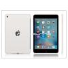 Apple Apple iPad Mini 4 eredeti, gyári szilikon hátlap - MKLL2ZM/A - white