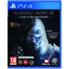 Warner b ME Shadow of Mordor GOTY (PS4)